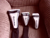 Taylormade RBZ headcovers x 3