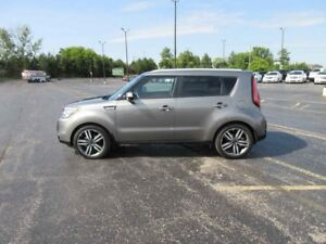 2015 Kia SOUL SX LUXURY FWD