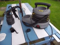 HVLP spray gun kit