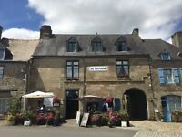 Beautiful 16th century Boutique hotel, bar & restaurant for sell in Brittany