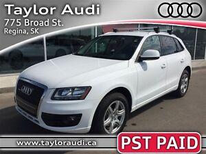 2011 Audi Q5 2.0T Premium, LOCAL, PST PAID, NO ACCIDENTS