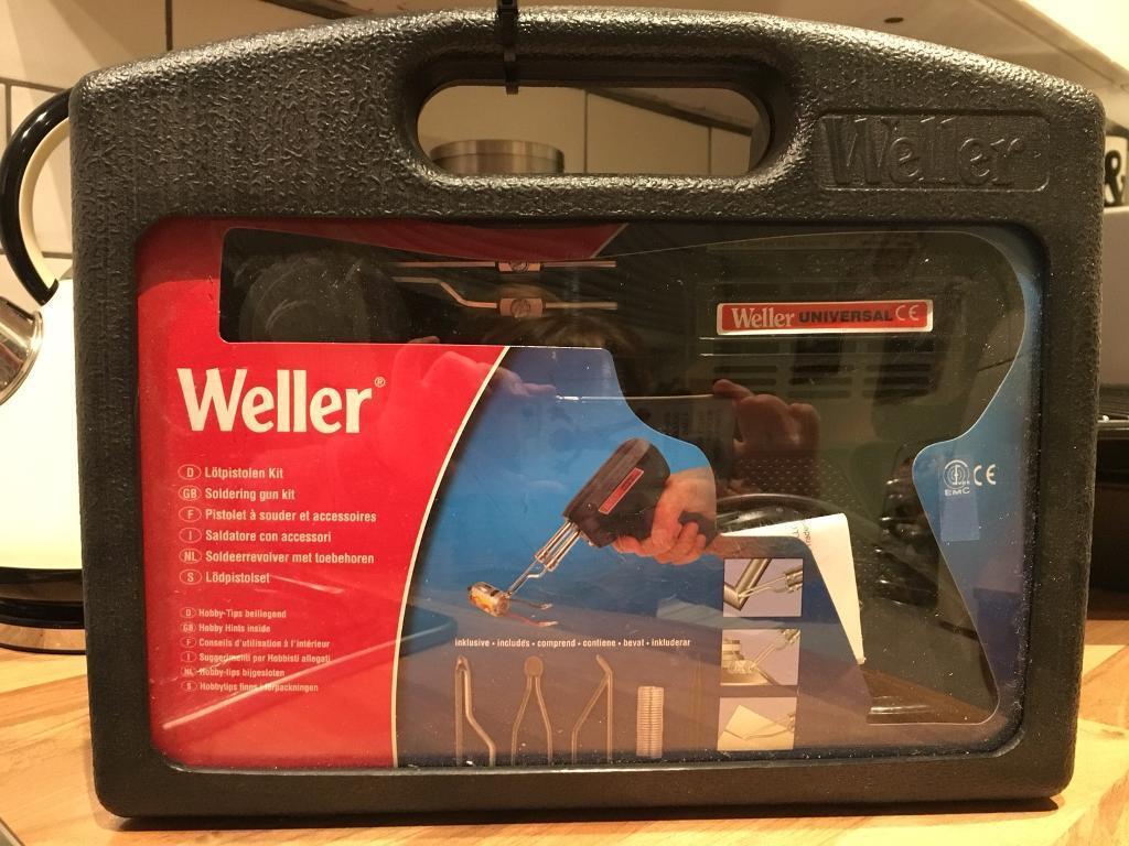 Weller soldering gun 9200UDK new and unopened
