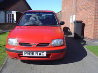 nissan micra gx 1.0 cvt automatic 2 keepers from new