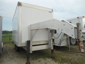 2010 Commercial Babcock 16ft Aluminum Frame London Ontario image 1