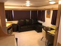HOT TUB holiday home 3 bed 21st 24th September weekend