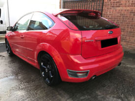 Ford Focus ST 2.5 ST-2 3dr - 225BHP, 79K Miles, 12 Months MOT, Service History, 3 Owners!!