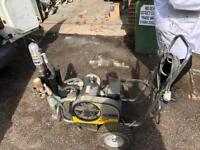 Wagner hc940 heavy coat sprayer 240v