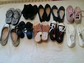 Shoe bundle size 6.