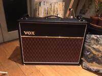 Vox ac30 c2 30Watt 2x12 guitar amp