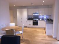 Modern 2 bed 2 bath spacious river view flat in Brentford, TW8