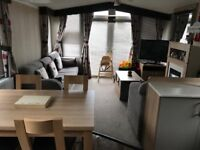 3 BED BORDEAUX SWIFT EXCLUSIVE STATIC CARAVAN, CALA GRAN FLEETWOOD