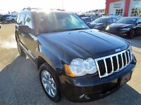 2010 Jeep Grand Cherokee LIMITED 4X4 only 99745 km / HAS EXTENDE