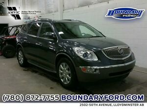 2011 Buick Enclave AWD 4dr CXL2 W/ SUNROOF, LEATHER, REMOTE STRT