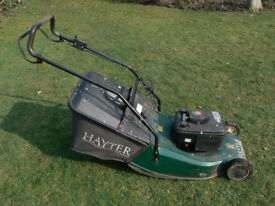 Hayter Harrier Lawnmower For Sale