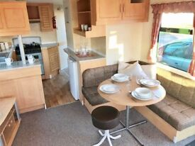 Family Caravan, sited on park with pool entertainment site fees included, pet friendly,nr hunstanton
