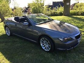 BMW 6 SERIES 3.0 630i Sport Auto 2dr