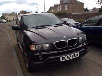 BMW X5 2002 3.0l diesel - long MOT