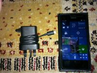 Nokia 735 with charger