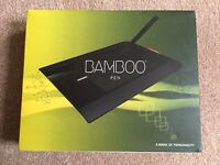Wacom Bamboo Pen Graphics Tablet
