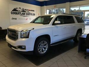 2015 GMC Yukon XL SLT sunroof leather