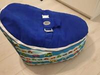 Baby bean bag chair