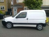 CITROEN BERLINGO VAN DIESEL MOT OCTOBER RELIABLE 2006