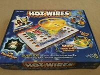 ***JOHN ADAMS 'HOT WIRES' SCIENCE ELECTRONIC GAME SET, LIKE NEW, FOR GIRLS OR BOYS***