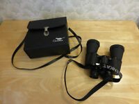 Greenkat binoculars with straps and box - 12x50