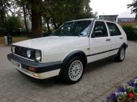 1990 Vw Golf GTI 1.8 8v Mk2 Big Bumper