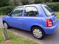 nissan micra 1.0 economical little car