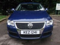 VW Passat 2.0 TDI S 4dr 140 BHP. Low Miles. MOT until Oct '17. Clutch & Timing belt replaced.