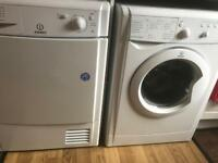 Tumble dryer, washing machine, fridge freezer, kitchen appliances - White goods