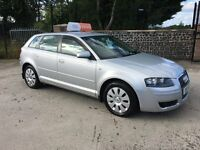 Late 2006 Audi A3 1.6 5 Door **Long MOT** *6 Months warranty* (1series, golf, leon)