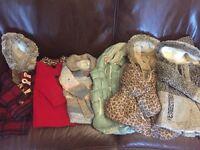 6 Girls Winter Coats.
