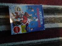 new sealed arthur christmas blu ray copy £2