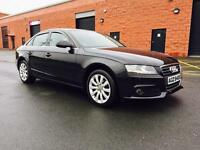 JULY 2009 AUDI A4 SE TDI 6 SPEED TWO OWNERS FULL SERVICE HISTORY LONG MOT