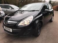 Vauxhall corsa cdti ecoFlex 2011 one owner fsh,2 keys,still insured! P-ex welcome £20 road tax!
