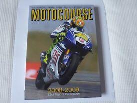 Motocourse Annual 2008- 2009 33 Year (ex cond)