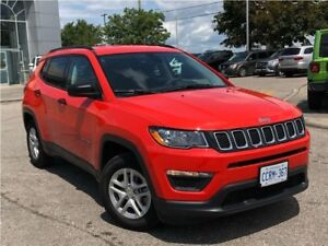 2018 Jeep Compass Sport*DEMO W/ONLY 1500 KMS