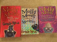 Molly Moon books by Georgia Byng