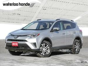 2016 Toyota RAV4 LE Back Up Camera, Heated Seats and more!