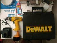 DeWalt DW927 Refurbished with new battery.