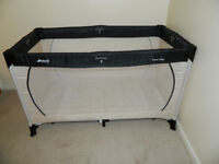 Details about Hauck Baby Travel Cot and Mattress Dream N Play