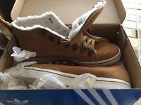 Brand New Adidas Honey Hook Boots