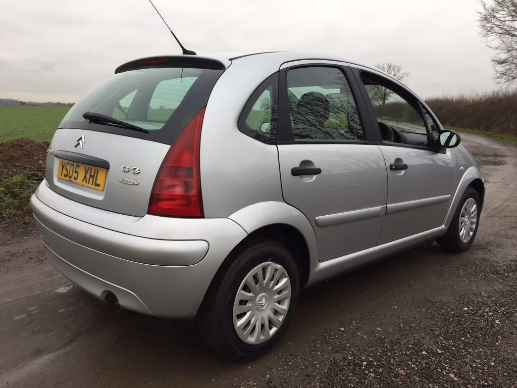 Citroen C3 2005 Fsh 1 Owner 12 Months Test 5 Door