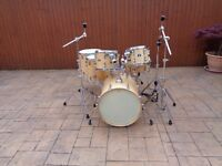 Sonor drum kit (3007 Force)