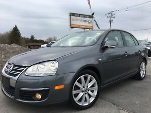2010 Volkswagen Jetta Wolfsburg Edition Sunroof 6-Speed