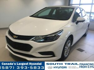 2017 Chevrolet Cruze LT - HEATED SEATS, BOSE SOUND SYSTEM