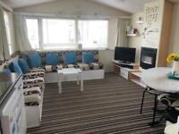 8 berth caravan to rent in Rhyl on lyonsrobinhood Ll183uu
