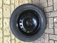 Spare Wheel for Renault Grand Scenic